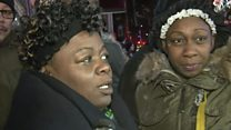 Bronx fire: 'People were screaming'