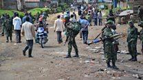 RDC: sept morts dans des affrontements