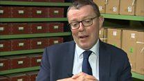 Archives show plans for Neil Kinnock as PM