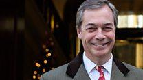 Arise Sir Nigel?