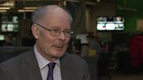 Sir John Curtice: 'I never saw this coming'