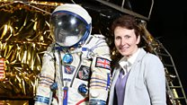 First Briton in space 'absolutely thrillled'