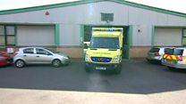 Unprecedented demand for ambulances
