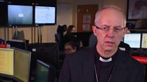 Archbishop hails 'depth of compassion'