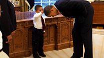 حياة أوباما في البيت الأبيض تحكيها مليوني صورة