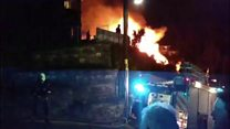 Looe fire: Woman and two dogs die in bungalow blaze