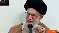 خامنئي: الأعداء اجتمعوا ليسببوا المشاكل في إيران