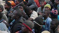 """Après """"l'enfer"""" en Libye, ils réapprendront à vivre chez eux"""