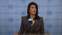 Haley: 'We must not be silent on Iran'