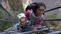 脱贫:中国艰难的上坡路