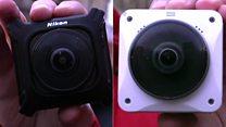 Nikon v Kodak: 360 cameras tested