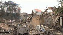 Vụ nổ kinh hoàng ở Bắc Ninh