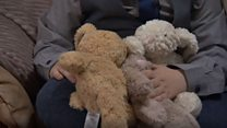 Social media campaign helps Theo get a new teddy