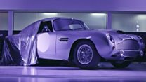 Aston Martin model built after 55-year gap