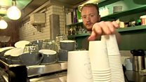 Would you pay 25p for your coffee cup?