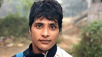 From child bride to wrestling champion