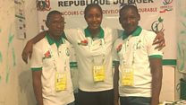 Trois étudiants nigériens inventent du charbon écologique