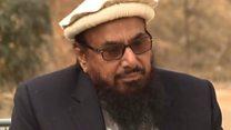 नरेंद्र मोदी के बारे में हाफ़िज़ सईद ने क्या कहा?