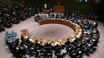 جلسه اضطراری شورای امنیت درباره اعتراضات خیابانی در ایران