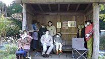 หมู่บ้านตุ๊กตาในญี่ปุ่น