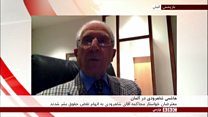 مصاحبه با دکتر سمیعی درباره بستری شدن هاشمیشاهرودی