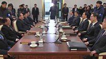 Poursuite du dégel des relations entre les deux Corées