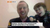 Menino rouba a cena ao invadir entrevista do pai ao vivo na TV