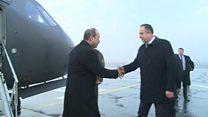 سفر نخست وزیر ازبکستان به تاجیکستان