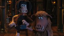 New film from Wallace and Gromit makers