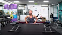 Is this the UK's fittest pensioner?