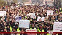 پاکستان: اروپکو ډلو لپاره د بسپنو او چندو ټولو بنديز