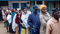 Midowga Yurub oo dhaliilay doorashadi Kenya ee 2017
