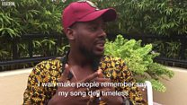 'I like girl well-well': Adekunle Gold