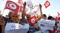"""Youssef Chahed: """"ce qui se passe en Tunisie n'a rien à voir avec des protestations"""""""