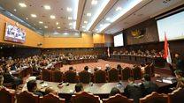 Mahkamah Konstitusi membela aturan 'presidential threshold'