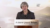 May plan to 'nurture environment'