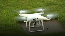 Police issue drone safety warning