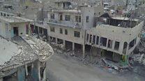 En Irak, Mossoul toujours marqué par les stigmates de la guerre