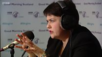 Davidson 'frustrated' over Brexit bill delay