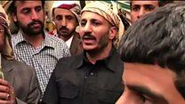 أول ظهور للعميد طارق بعد مقتل عمه علي عبد الله صالح