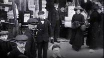 'Dashcam' footage captures 1910 life