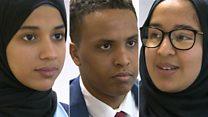 'Muslim pupils share racism experiences