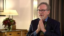 Spielberg: current administration 'broadsiding' media