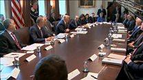 دونالد ترامپ تعلیق تحریمهای هستهای را تمدید کرد