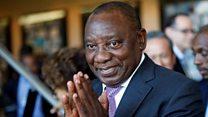 Hoggaamiyaha xisbiga ANC ee K/ Afrika oo maanta khudbad u jeedinaya guddiga fulinta