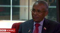 Somaliland oo siyaasaddeeda ka dhaadhicinaysa Britain