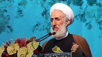 ماجرا بر سر لفظ «آشغال» در نماز جمعه تهران