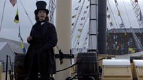 Meet the SS Great Britain's new Mr Brunel