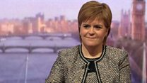 Sturgeon: Corbyn Brexit stance disappointing