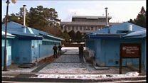 """5 เรื่องน่ารู้เกี่ยวกับ """"ปันมุนจอม"""" หมู่บ้านพักรบของ 2 เกาหลี"""